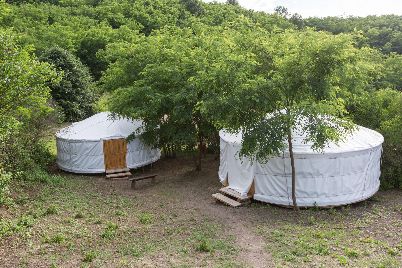 Jurta tábor